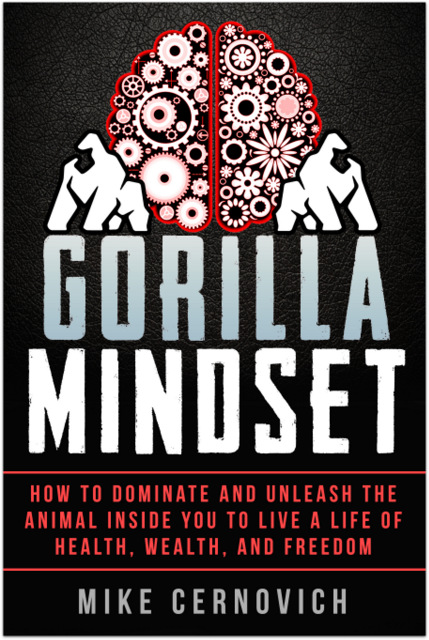 Gorilla Mindset Mike Cernovich Review