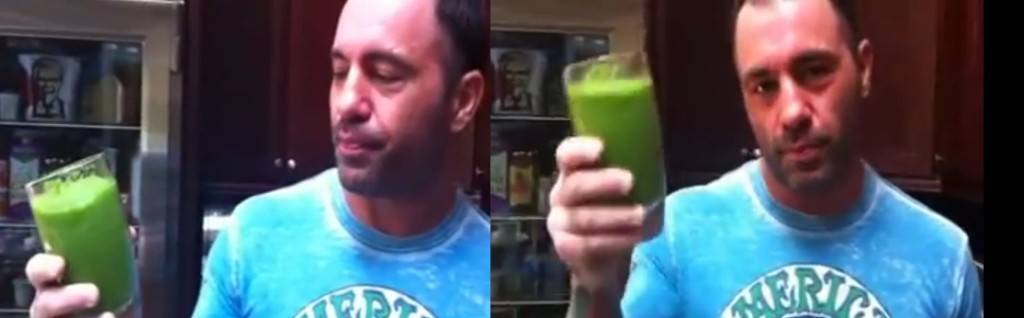 Joe Rogan Kale Shake