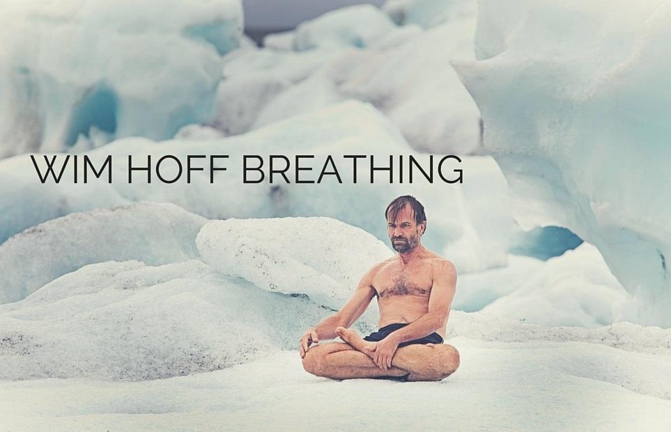 Wim Hoff (the Iceman)