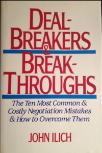 Deal Breakers and Breakthroughs (Hustling 101)