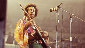 Jimi Hendrix: Tapping into Dark Energy vs The Opposite